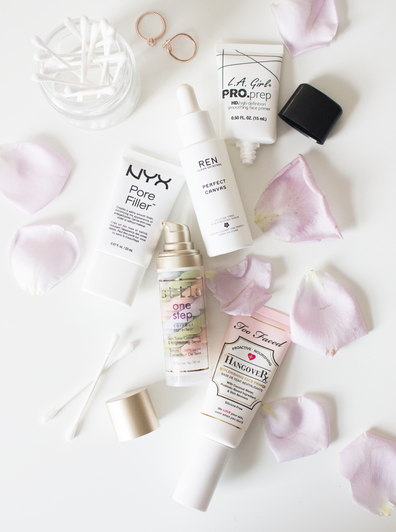 My top five favourite primers