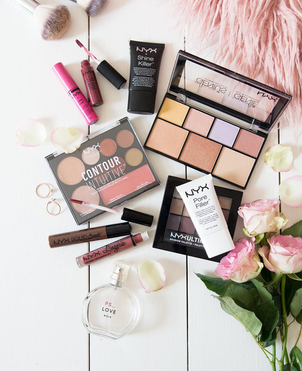 nyx launches at debenhams nyx professional makeup haul