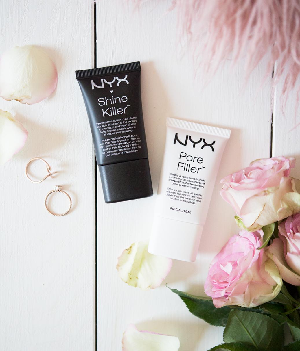 nyx pore filler and shine killer review