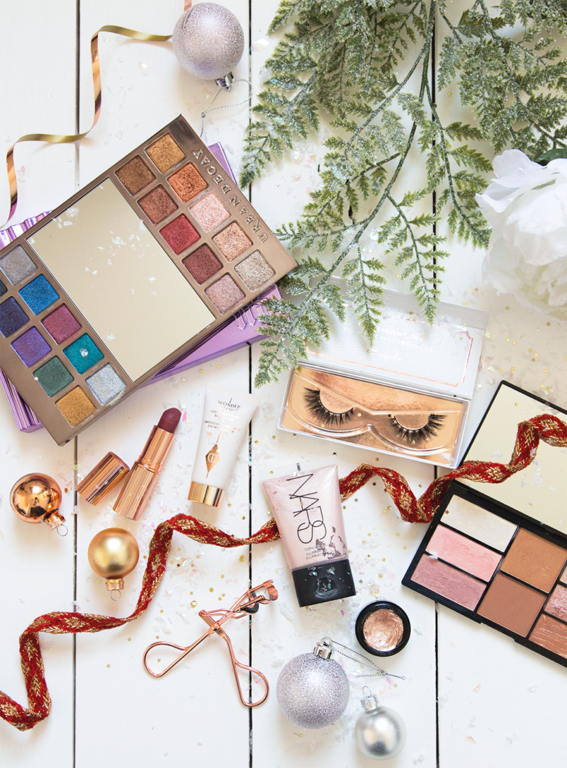 festive party picks christmas makeup