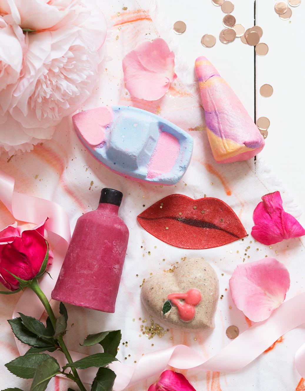 lush valentines 2018
