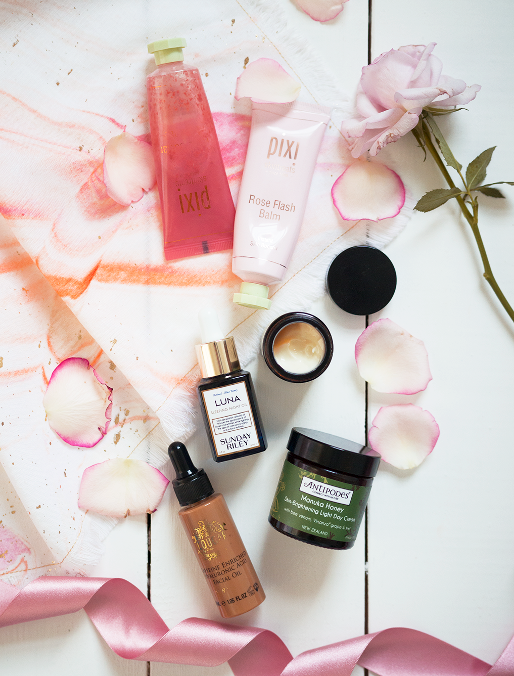 January skincare favourites skincare roundup