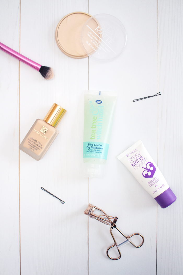 How to Battle Oily Skin