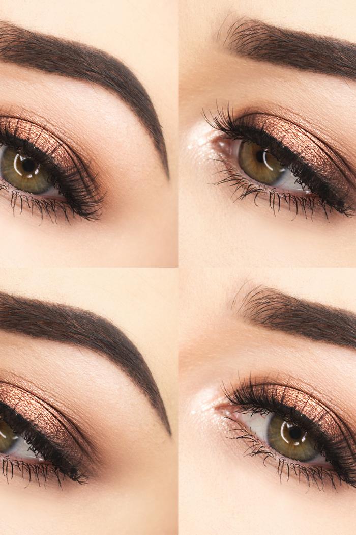 Simple Copper Eyes.