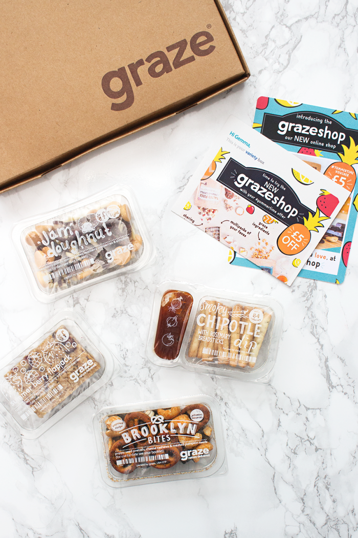 Graze Box Review.