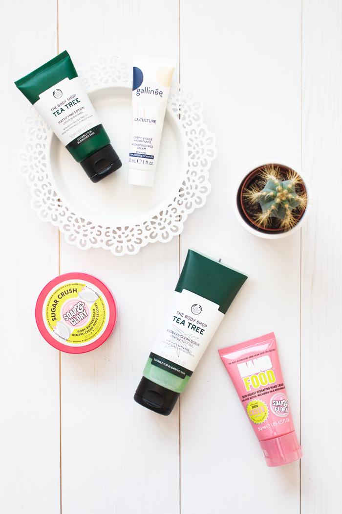 Summer Skincare Essentials.