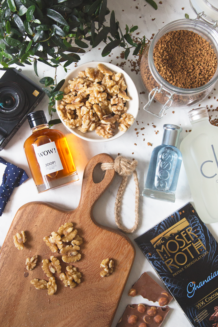 Finding The Perfect Father's Day Fragrance.
