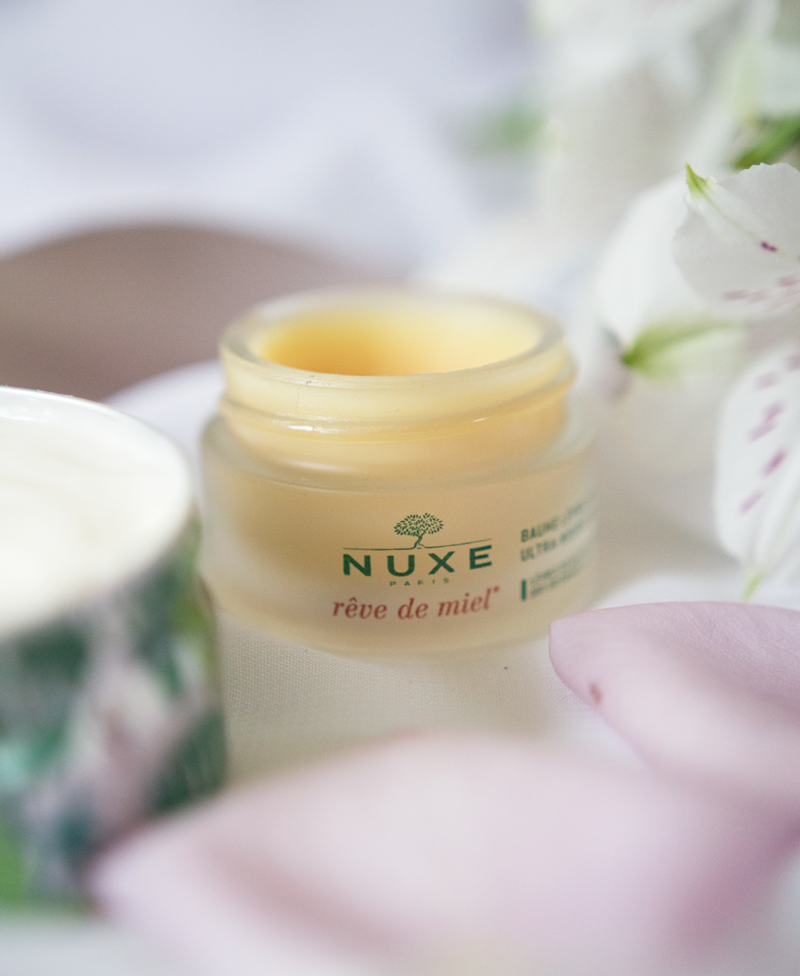 nuxe lip balm review