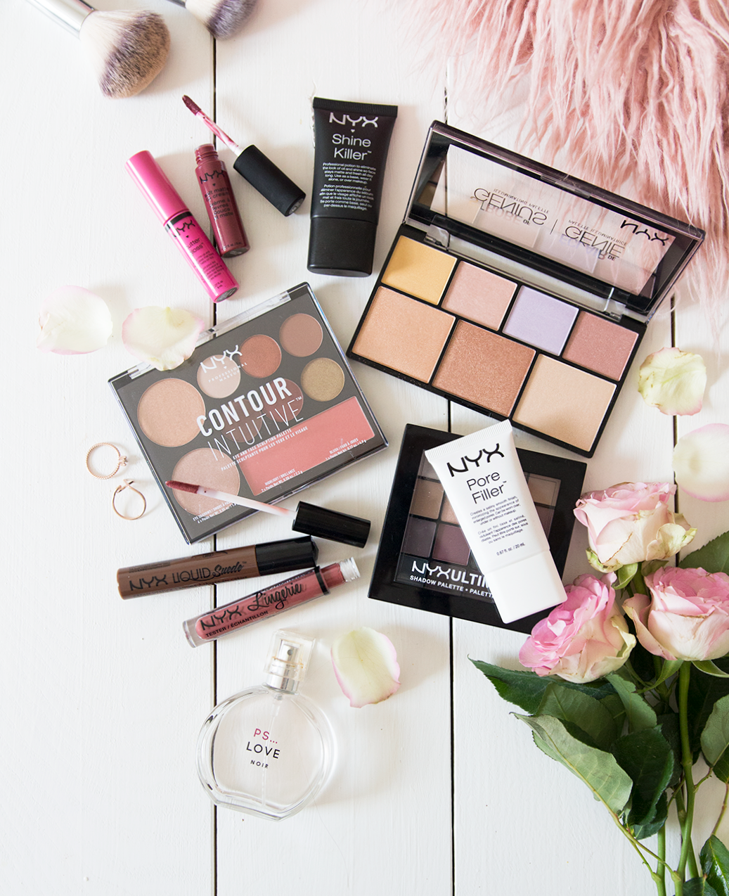 nyx launches at debenhams nyx professional makeup haul