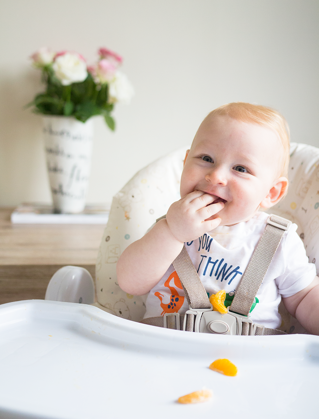 weaning a baby weaning tips our weaning experience