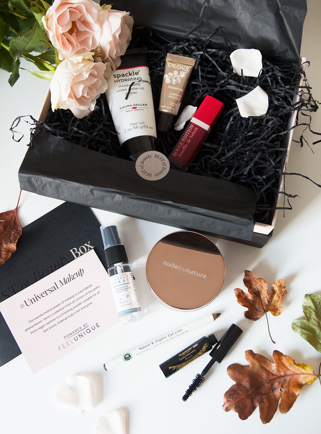 feel unique best of beauty box