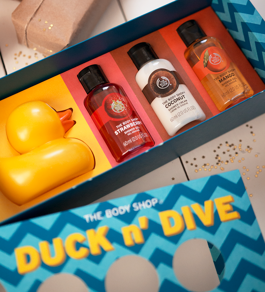 the body shop duck n dive