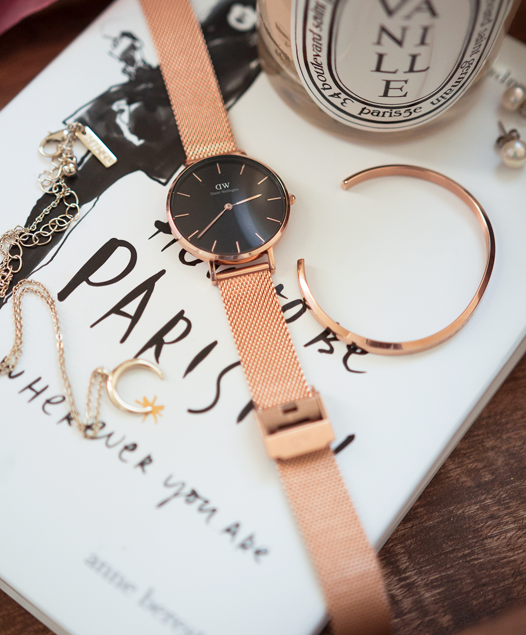daniel wellington jewellery collection