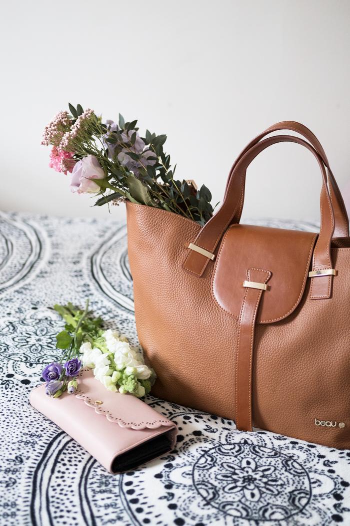 A Luxury Baby Change Bag.