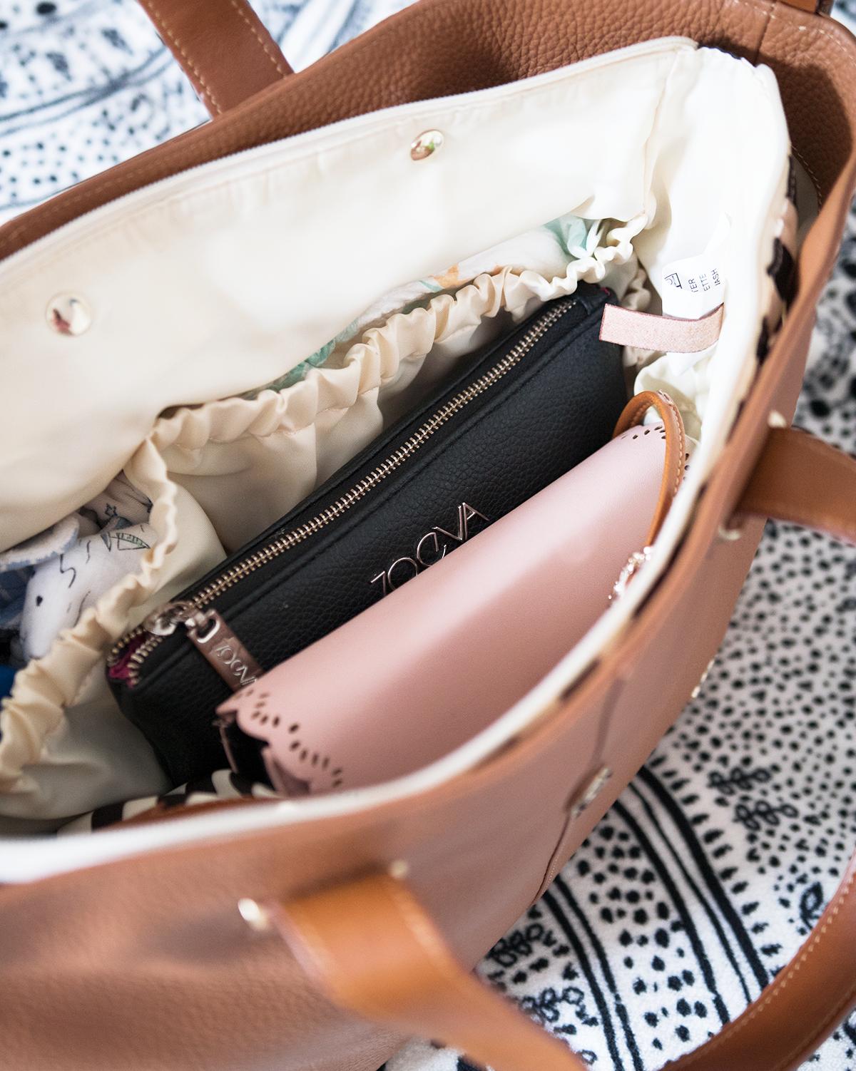 baby beau ellie tan handbag baby change bag
