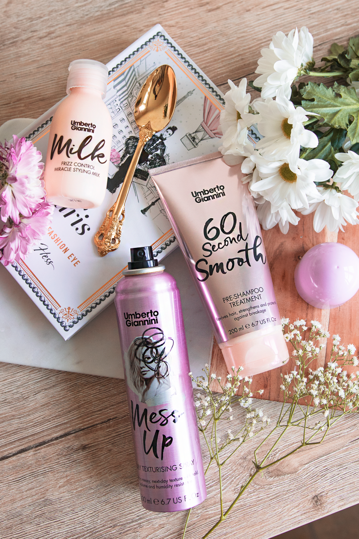 Current Hair Styling Faves.