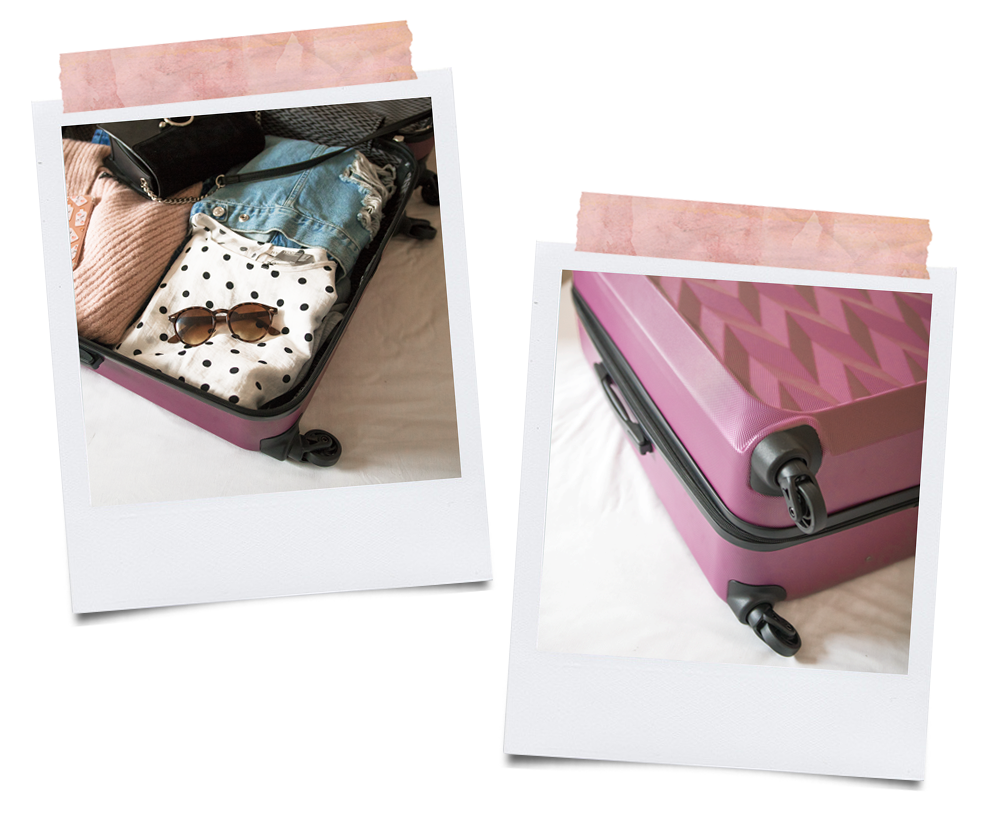 travelling essentials city break packing what I'm taking on holiday what to take on holiday