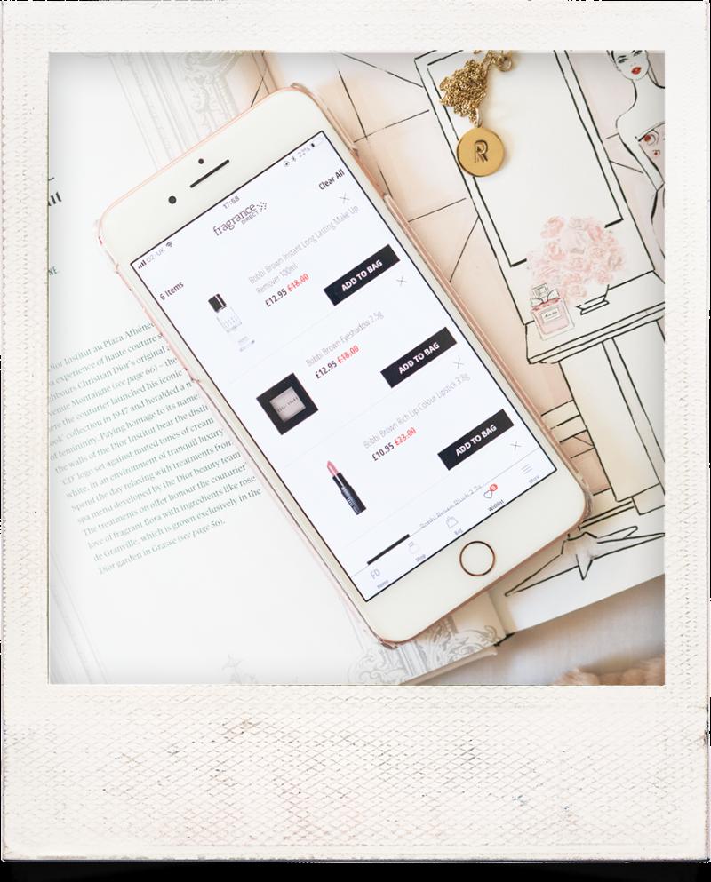 fragrance direct app