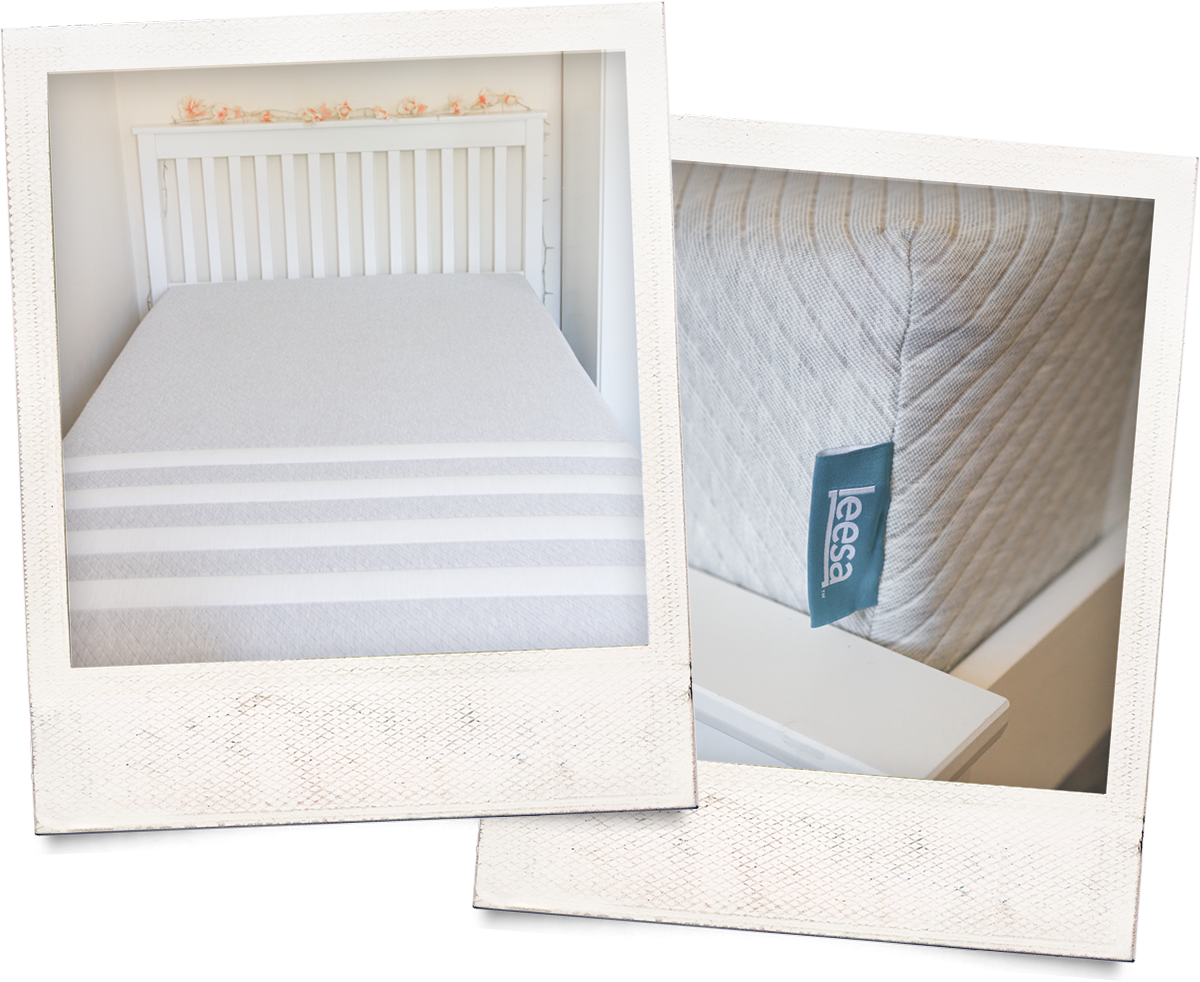 leesa mattress review how to get a good nights sleep sleeping tips