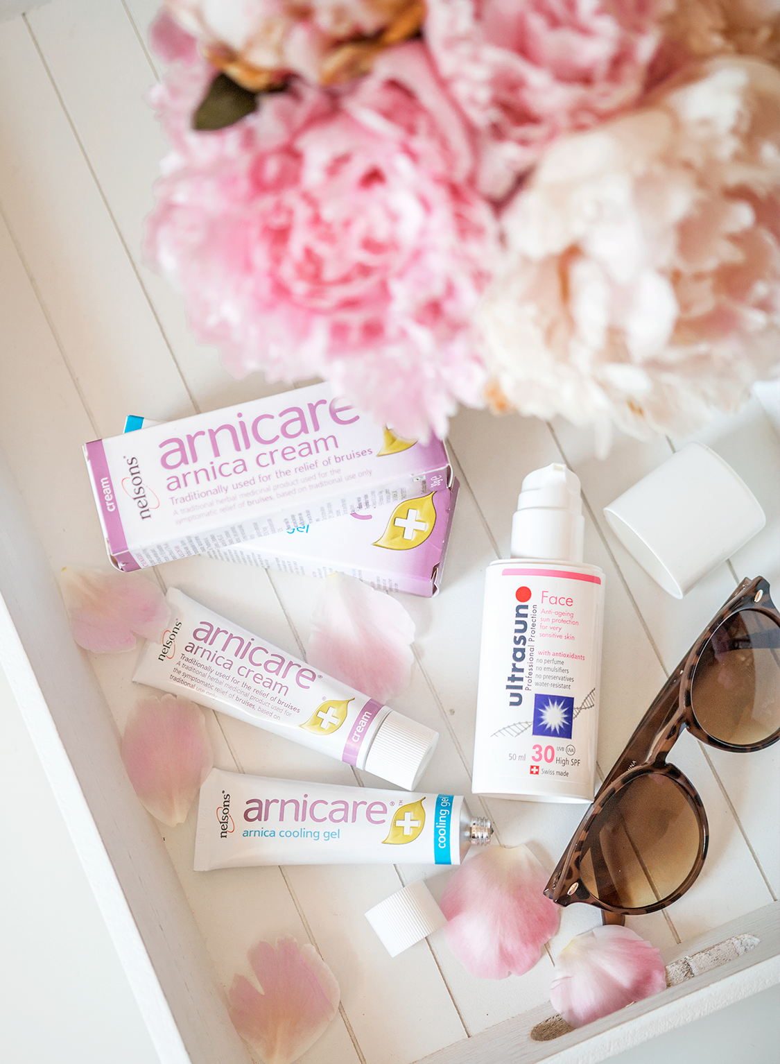 nelsons arnicare arnica cream cooling gel review