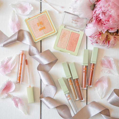 pixi glow get the glow pixi liquid eyeshadow fairy lights swatches