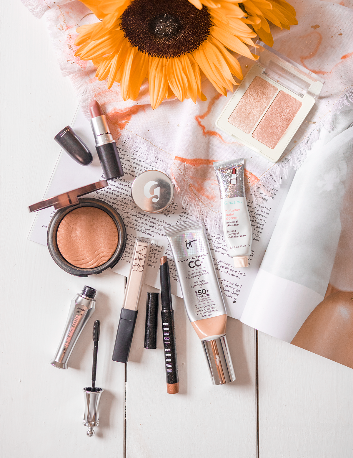 summer makeup picks everyday beauty staples