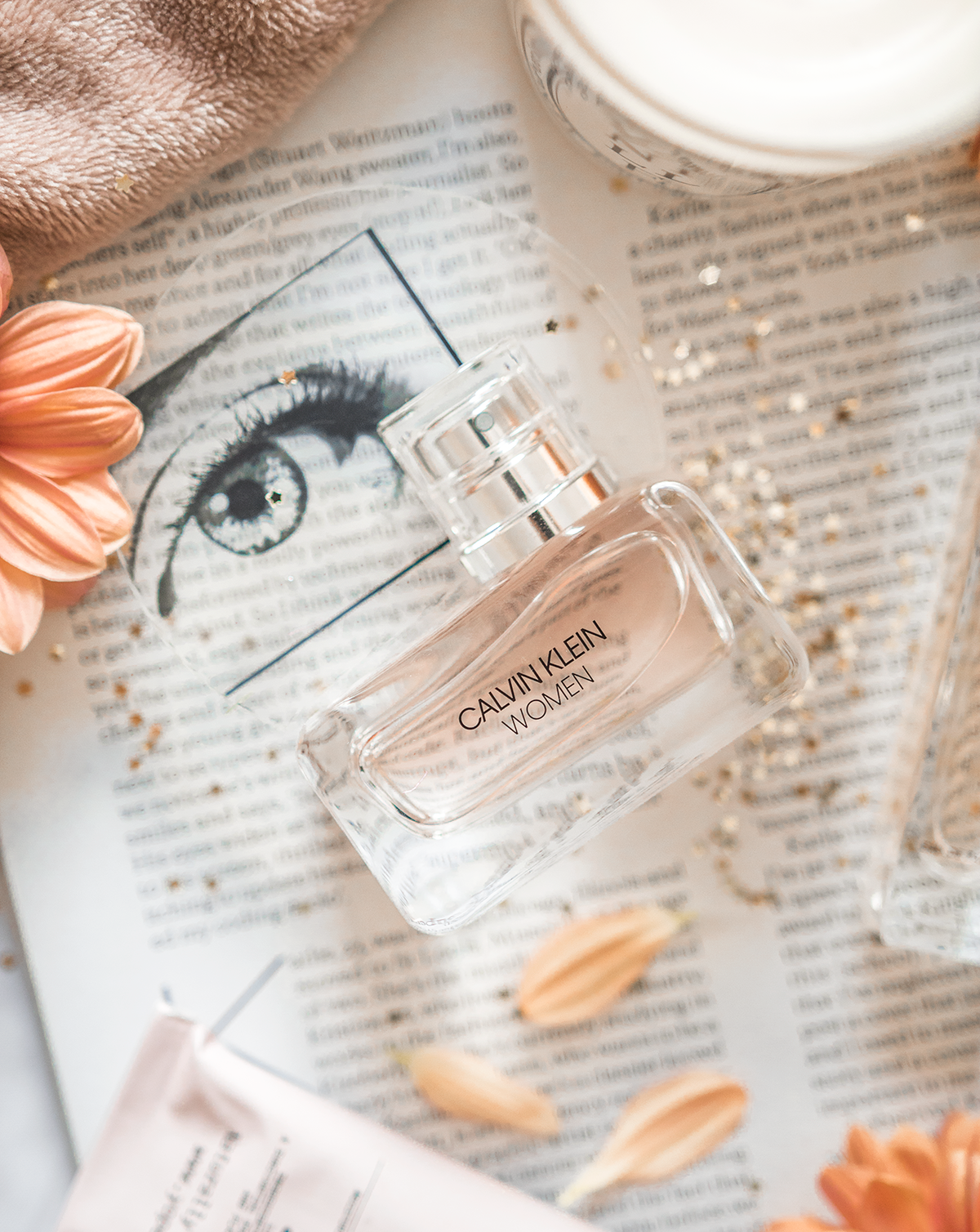 Calvin Klein Woman Launch at Fragrance Direct
