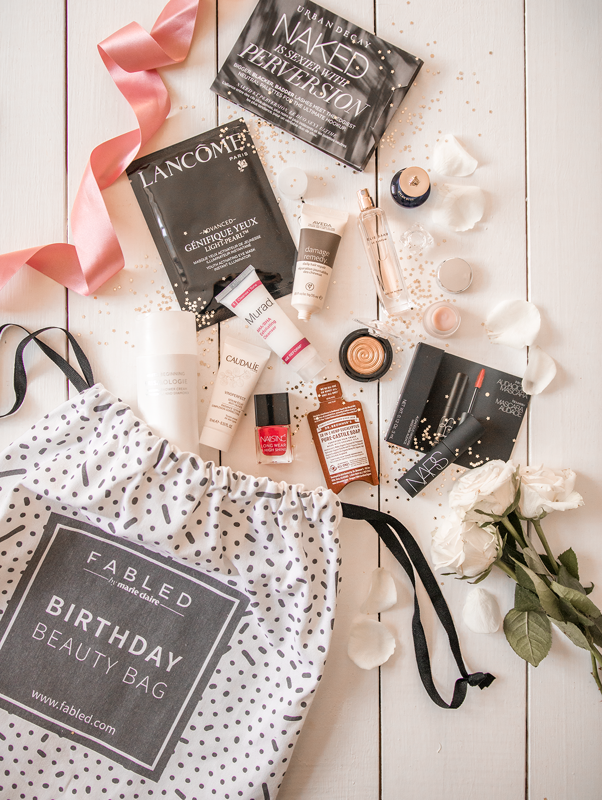 Fabled Exclusive Birthday Bag