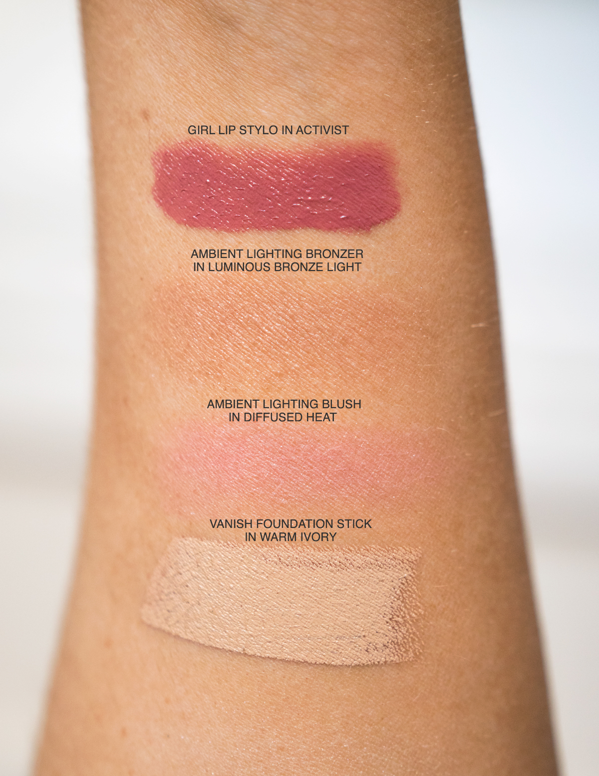 Hourglass First Impressions Review & Swatches