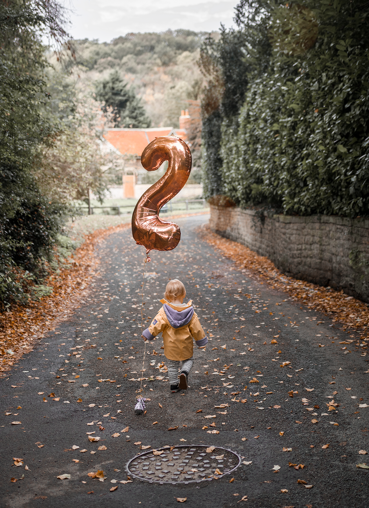 Reuben Turns Two