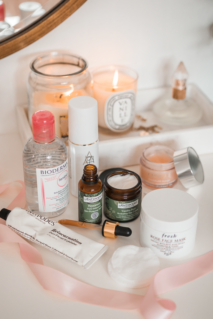 An October Skincare Round-Up.