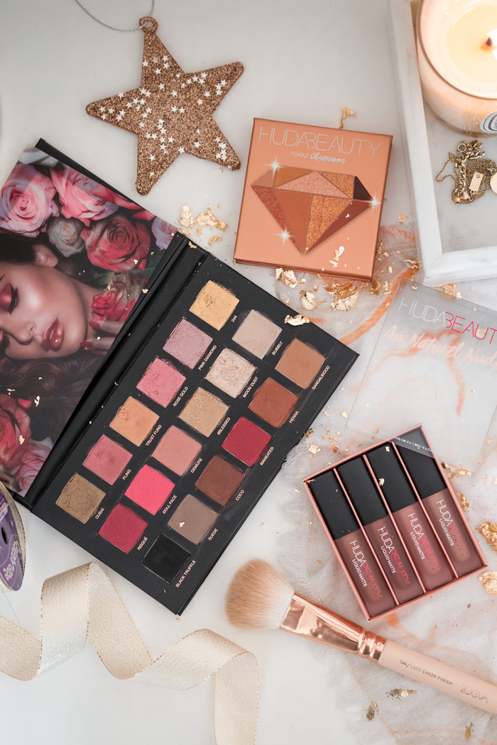 Festive Gifts With Huda Beauty.