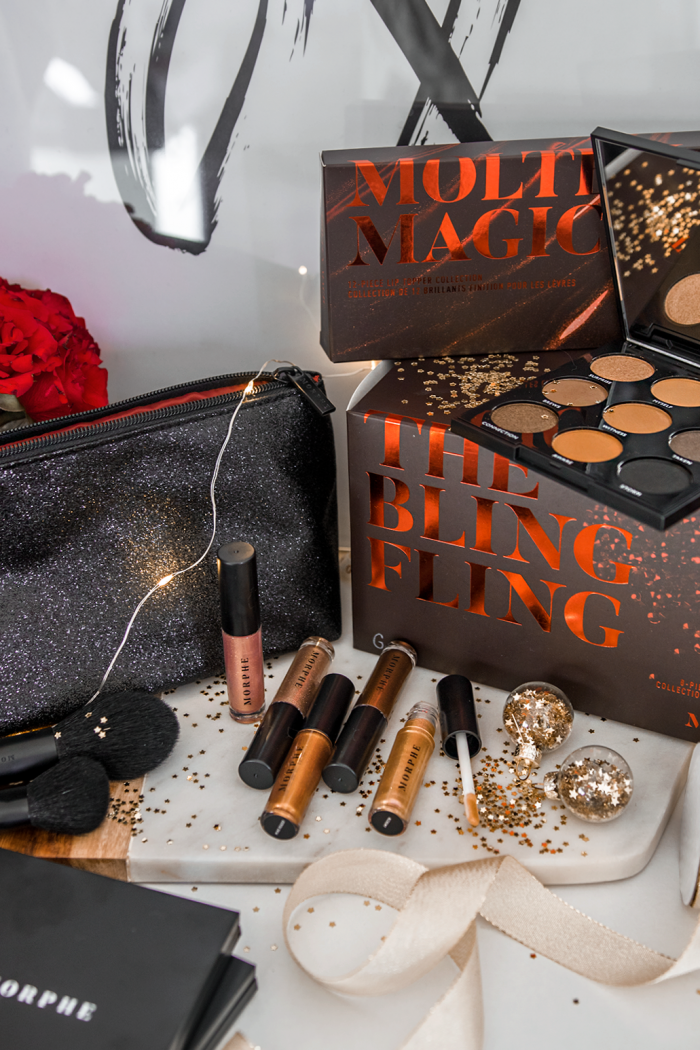Christmas With Morphe.