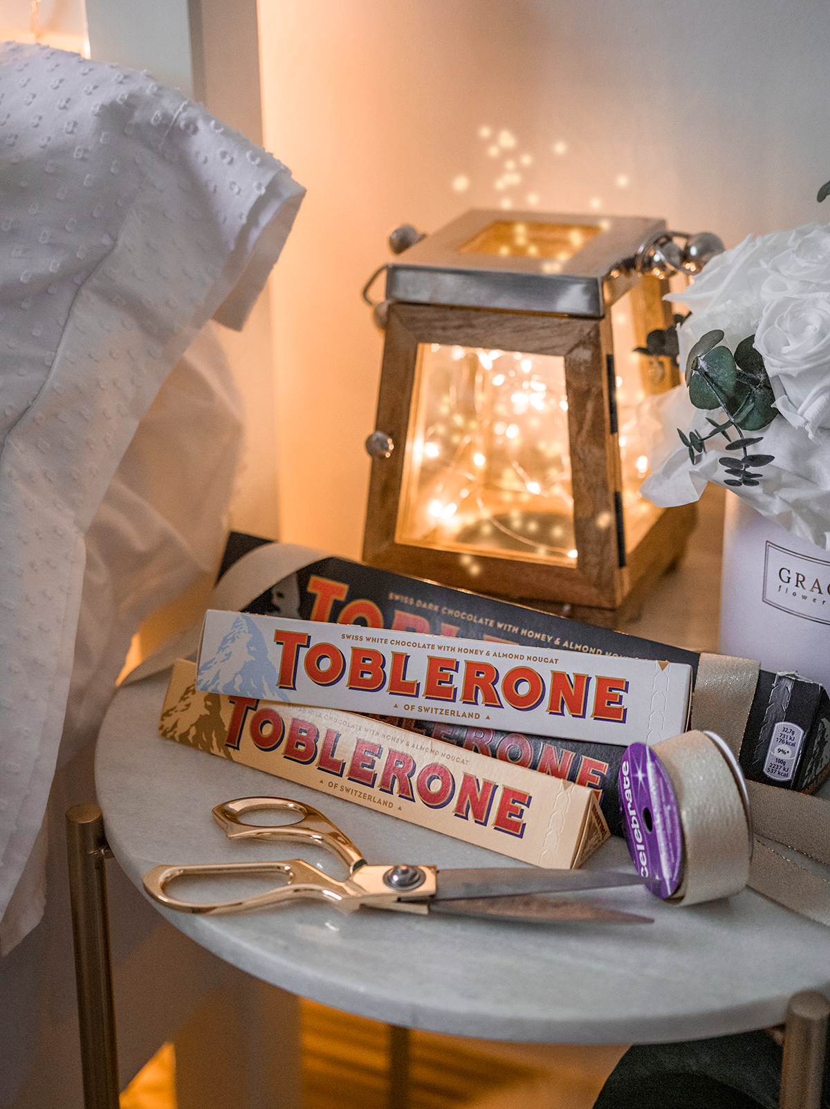 Christmas Gifts With Toblerone
