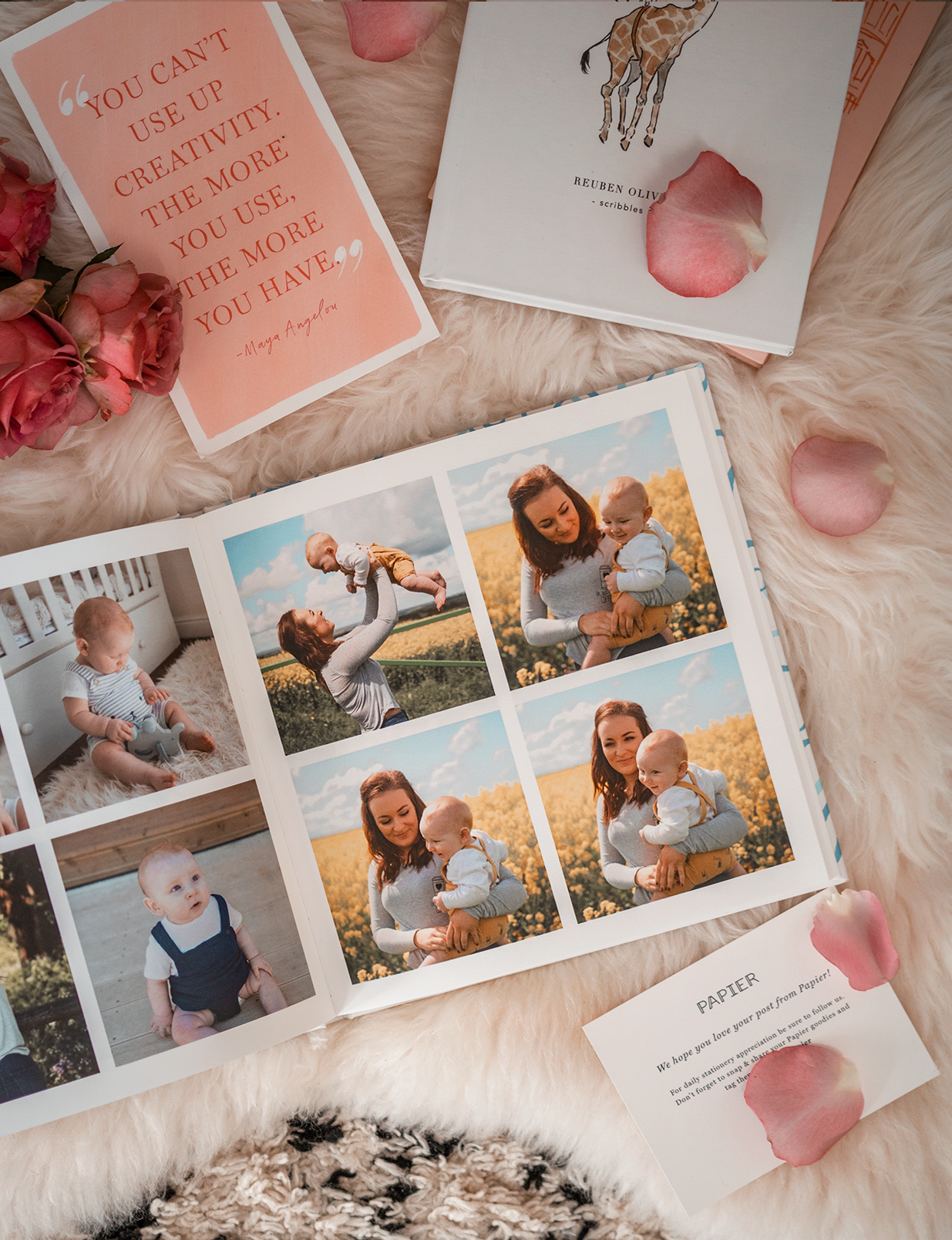 Papier Photo Book Review