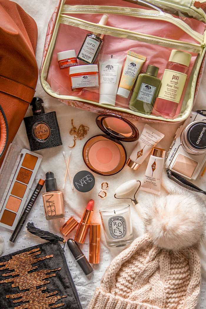 The Beauty Staples I'm Taking Away With Me.