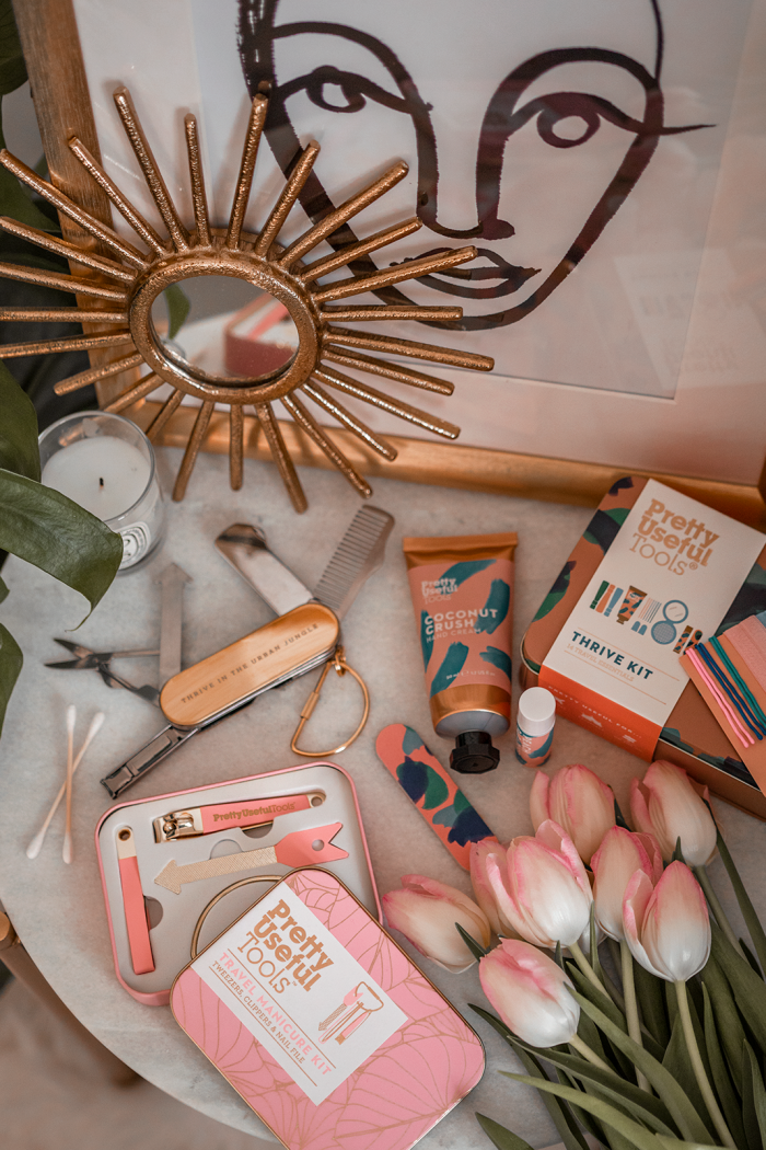 Beauty Essentials For Mums On The Go.
