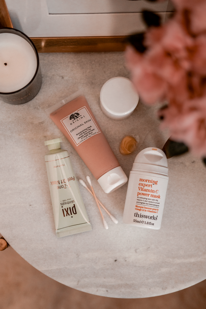 Three Masks To Try.