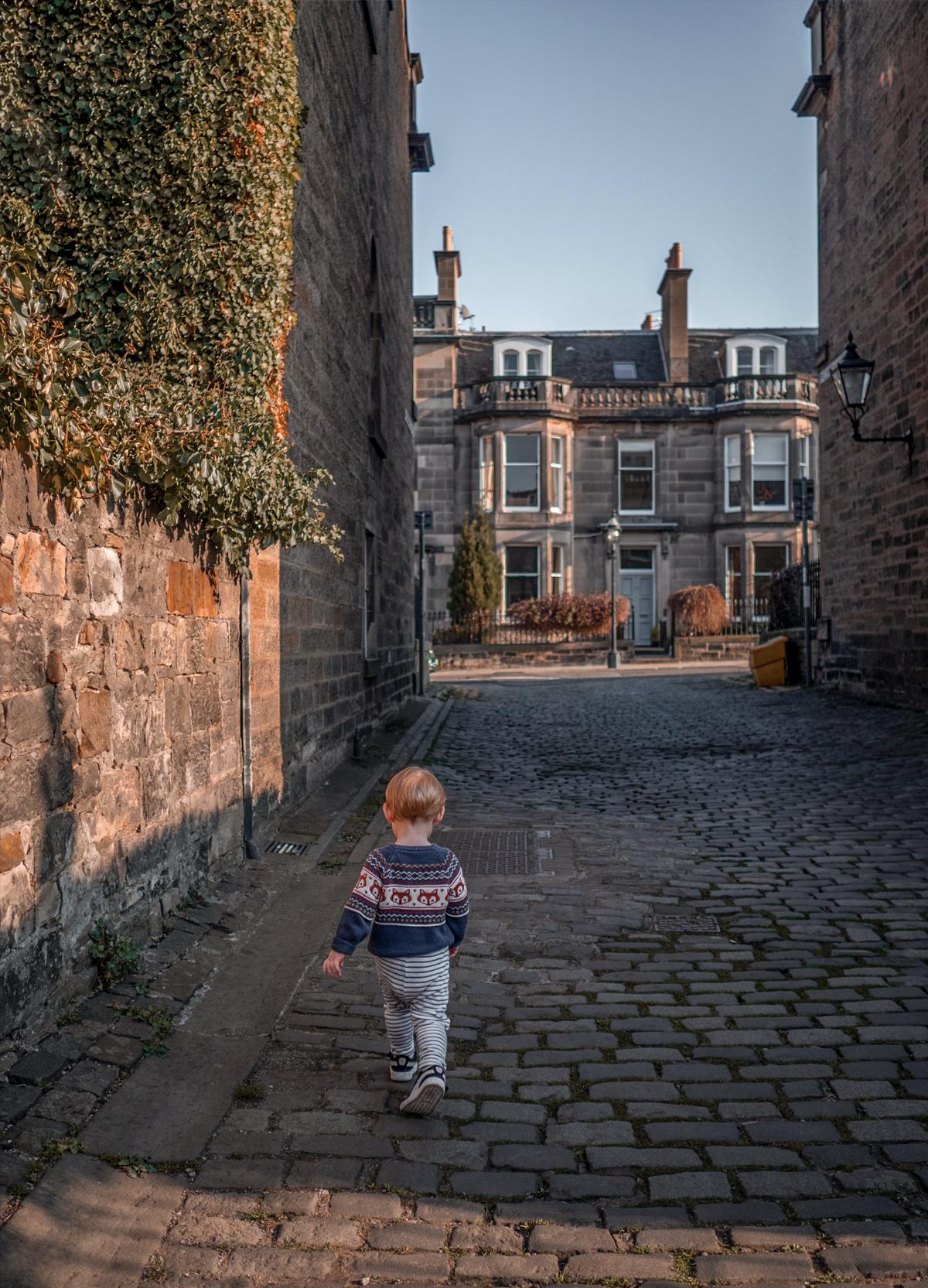 A Weekend In Edinburgh
