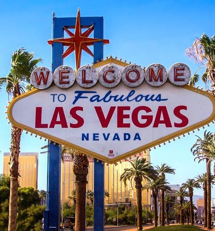 A Wild Weekend In Vegas.