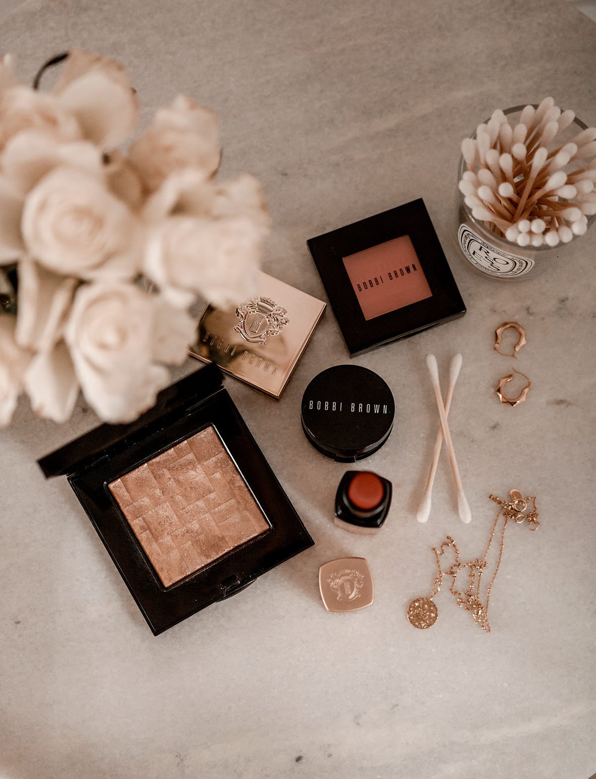 Bobbi Brown Review Blush Highlight Sparkle Eyeshadow